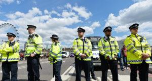 United Kingdom cops