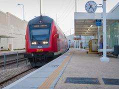 Israel railway