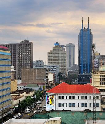Kenyan Central Bank