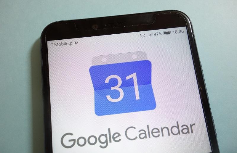 Cybercriminals use Google Calendar alerts to steal sensitive