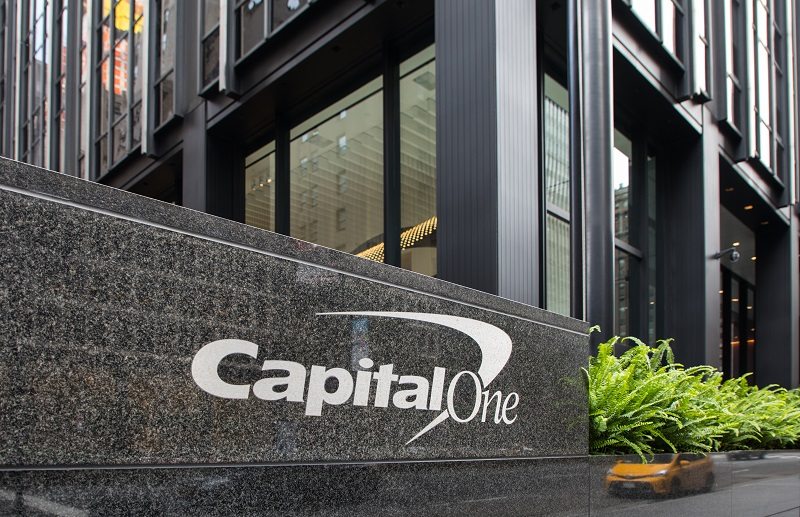 capital one credit card number