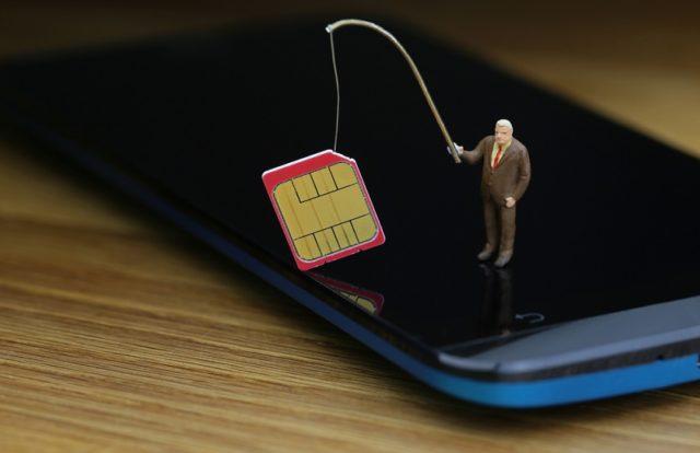 SIM Swap Attack