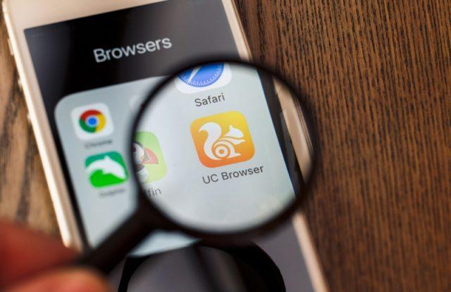 UC Browser Vulnerability