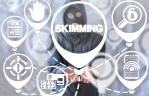 Skimming-Attack