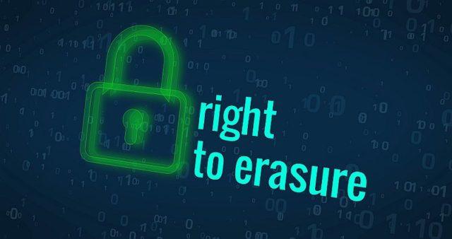 Data Erasure, Privacy