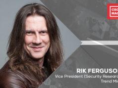 Rik Fergusen, Trend Micro