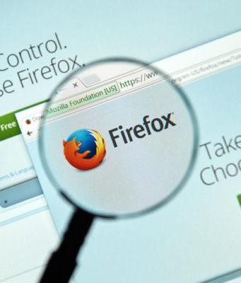 Mozilla, Firefox