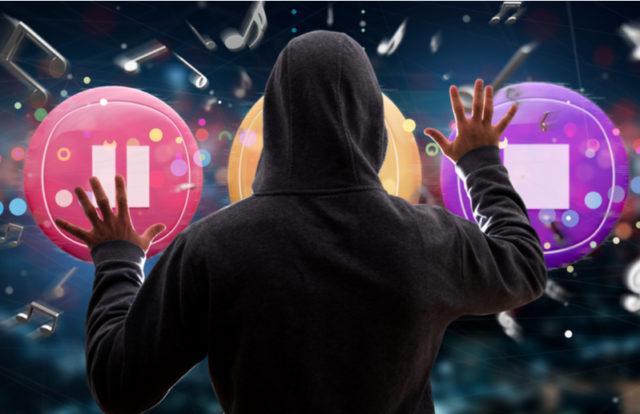 cybercriminal, music