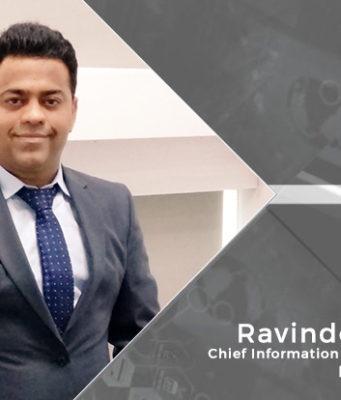 Ravinder Arora, Chief Information Security Officer, IRIS Software