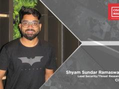 Shyam Sundar Ramaswami, Lead Security / Threat Researcher, Cisco, Cisco Umbrella