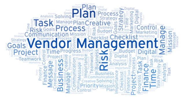 third party and vendor risk management
